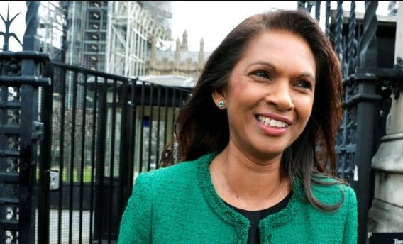 Anti-Brexit campaigner Gina Miller