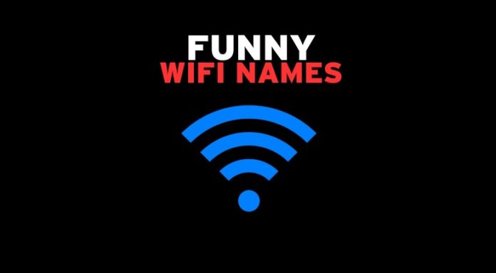 Best Funny Wi-Fi Names