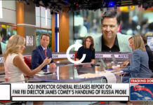 DOJ Inspector General Release Report on FMR FBI Director James Comey Handling of Fussia probe