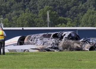 Dale Earnhardt Jr. survives plane crash at small Tennessee airport