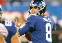 Giants teammates rally behind Daniel Jones after Baker Mayfield comments
