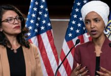 Rashida Tlaib says Trump is 'scared' of her and the 'Squad'