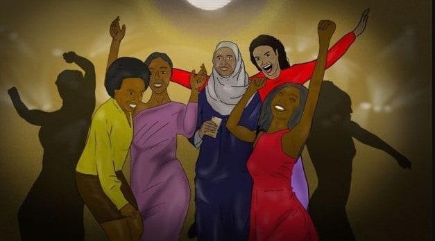 Women's Dance Parties