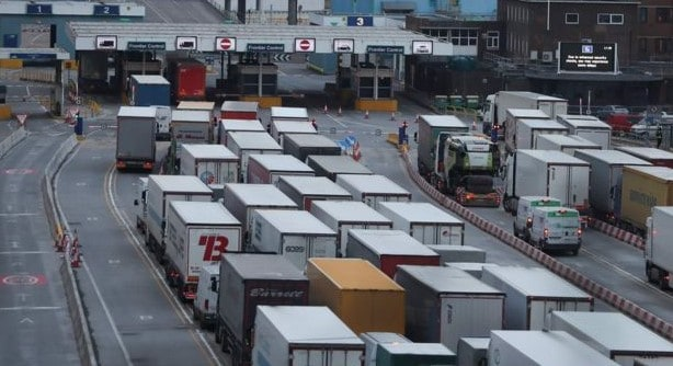 dossier warns of disruption at ports