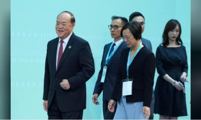gambling hub set to choose Beijing-backed leader