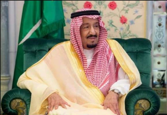 message of Saudi King Khadim al-Haramayn al-Sharifayn