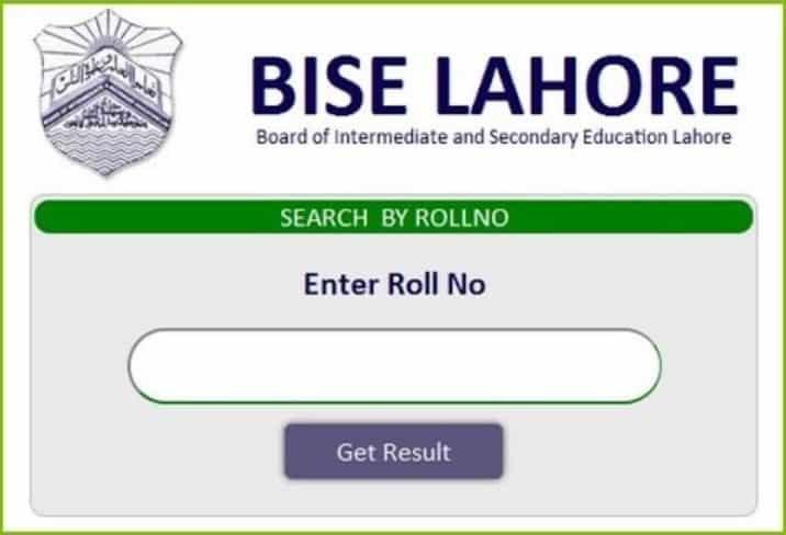 BISE Lahore Board 12th Class Result 2019 - 2nd Year Result