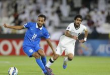 Al Hilal vs Al Sadd in the AFC Champions League