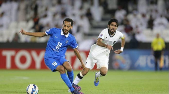Al Hilal vs Al Sadd in the AFC Champions League