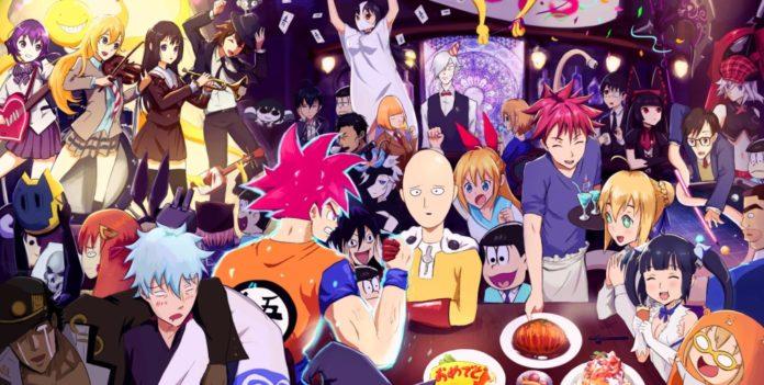 Anime Series 2019