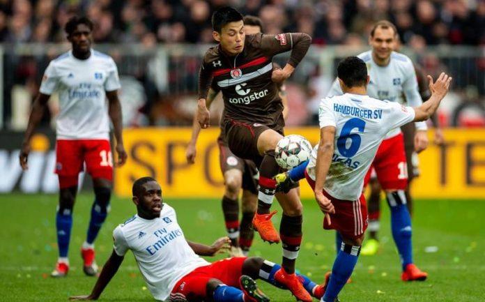 FC St. Pauli - HSV