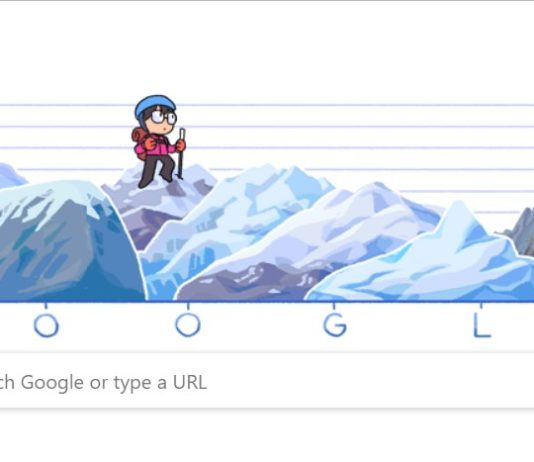 Google Doodle honors Junko Tabei