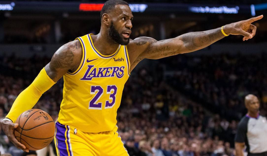 LeBron James Biography, Family, Awards, Early Life And Net ...