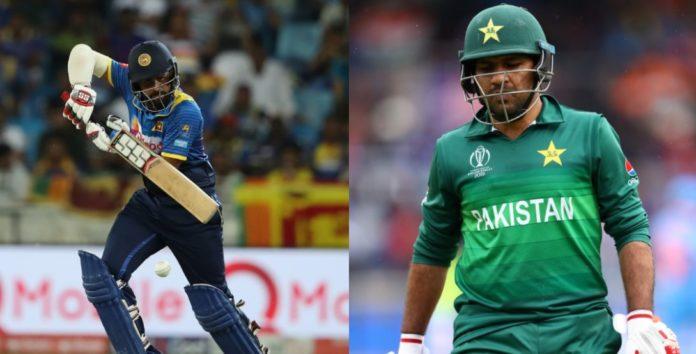 Pakistan VS Sri Lanka 2019 Series