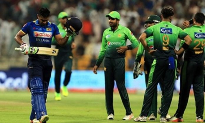 Pakistan and Sri Lanka