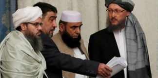 Taliban delegation to Russia