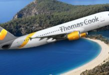 Thomas Cook seeks 200 million pounds