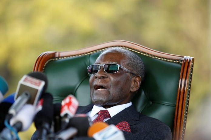 Zimbabwean President Robert Mugabe died