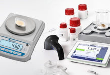 precision balances and scales