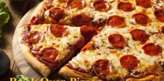 Brick Oven Pizza
