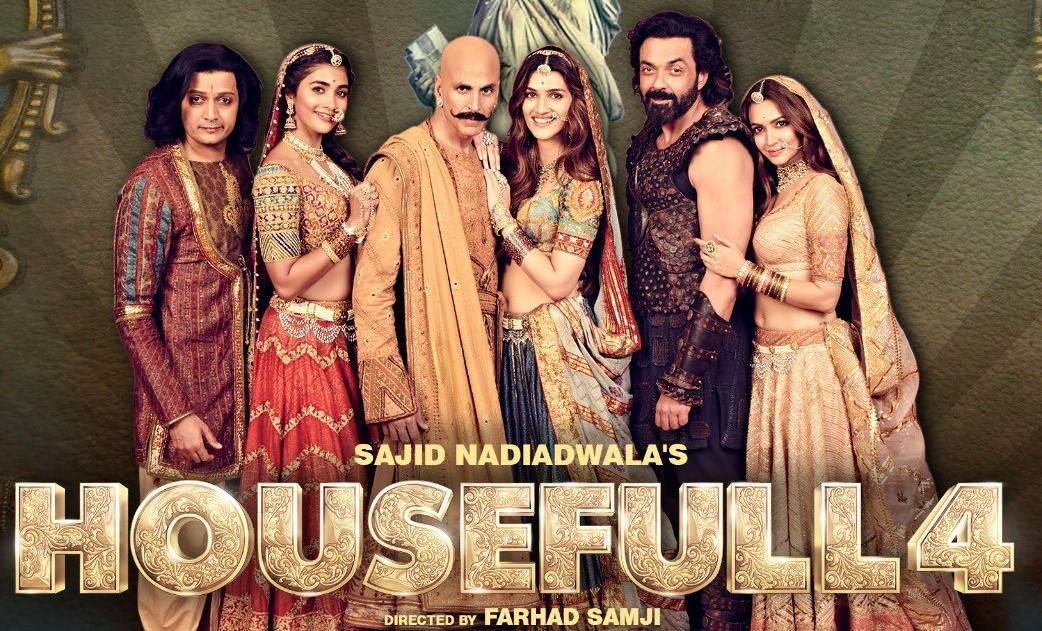 Housefull 4 Hindi Full Movie 2019