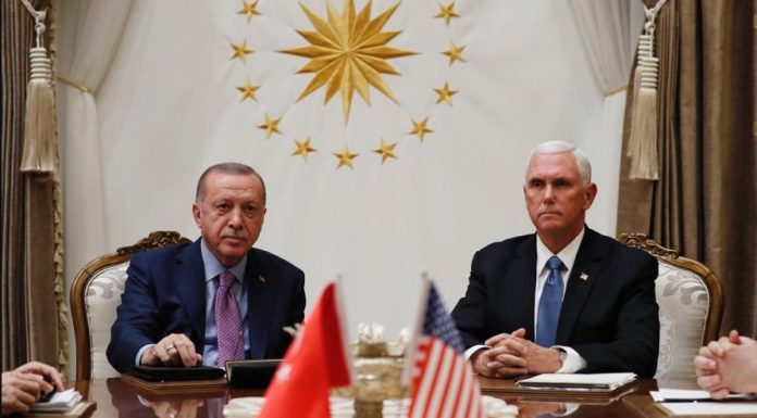 Turkey has stopped military operations against the Kurds