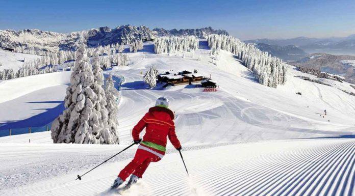 World's Biggest Ski Resorts