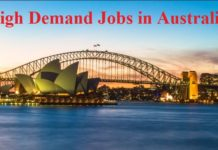 most high demand jobs in Australia