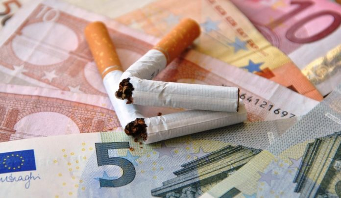 smoke with Asthma