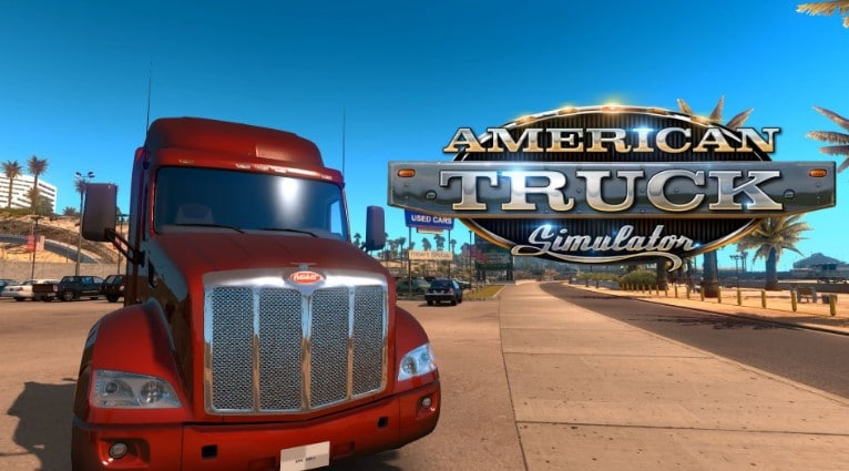American Truck Simulator Review