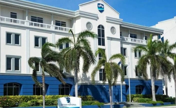Hacked the National Bank of Cayman Islands