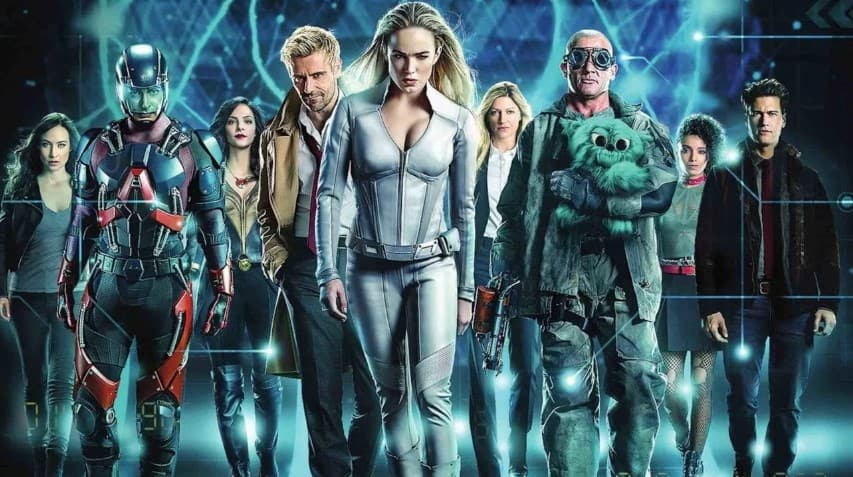 Legends Of Tomorrow Season 5 Release Date
