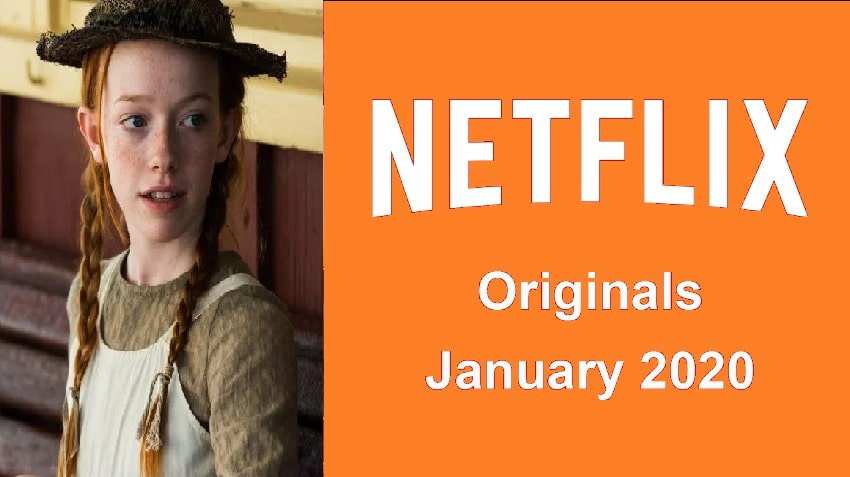Netflix Originals Coming To Netflix In January 2020