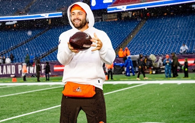 Baker Mayfield Net Worth