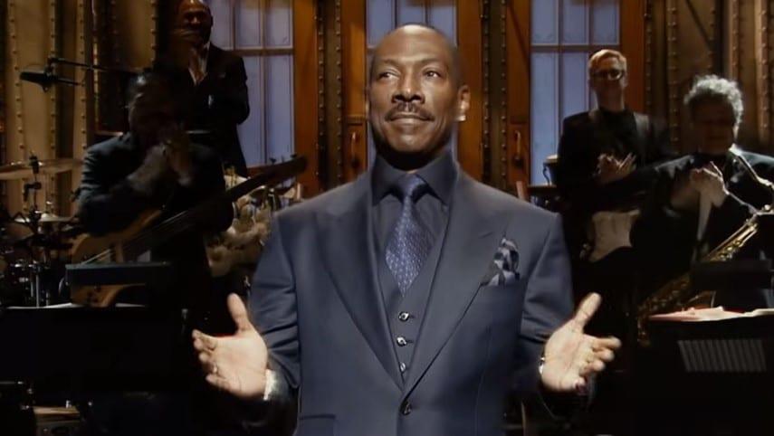 Eddie Murphy Back In Saturday Night Live