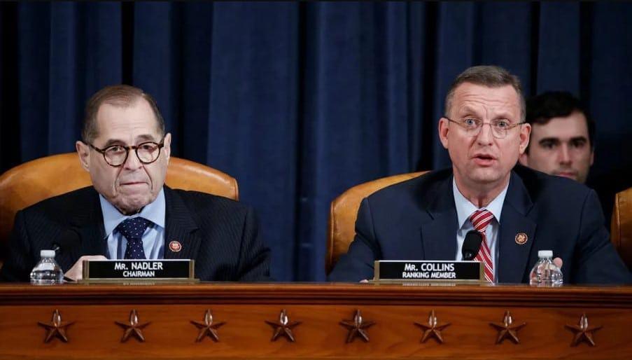 House Judiciary Committee Debates