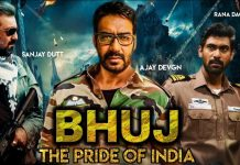 Bhuj: The Pride of India Release date