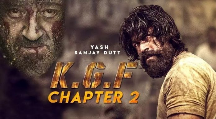 K.G.F Chapter 2 (2020) Movie Release Date and Cast