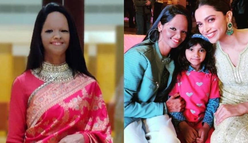 Lakshmi Agarwal daughter Pihu watched 'Chhapaak'