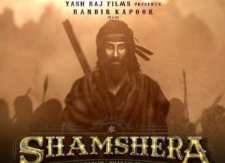 Shamshera (2020) Movie Release Date and Full Cast