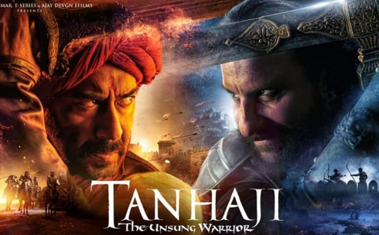 Tanhaji The Unsung Warrior Hindi Full Movie Leaked