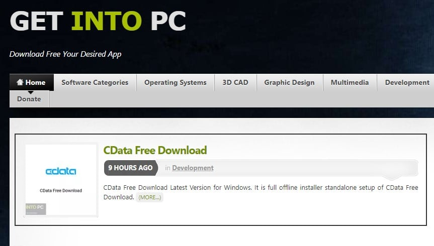 Get into PC ''getintopc''- Download free your desired app ...