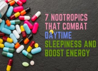 Combat Daytime Sleepiness and Boost Energy