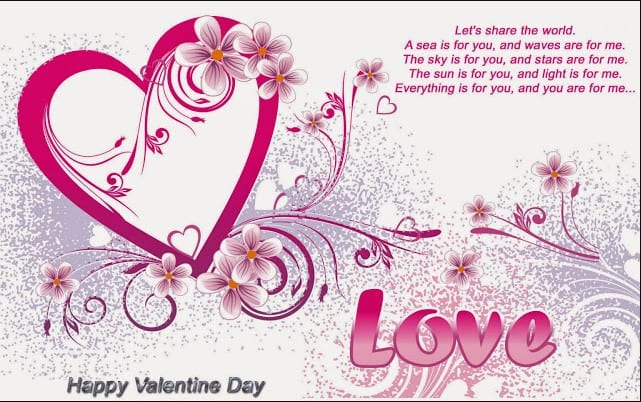 Happy Valentines Day Greetings Pictures