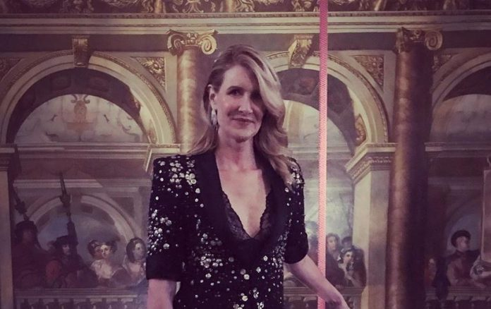 Laura Dern wins her first Academy Award