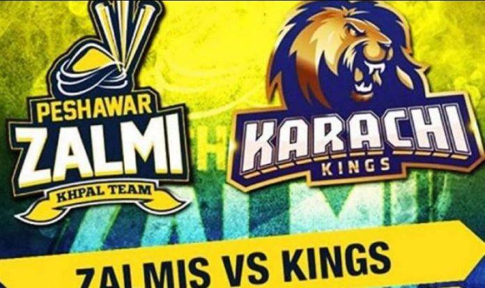 Peshawar Zalmi Vs Karachi Kings 2nd Match Prediction