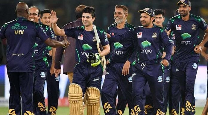 Quetta Gladiators Schedule Squad 2020 Players