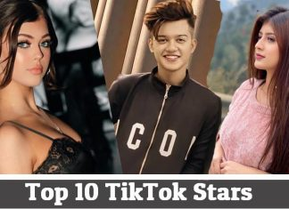 Top 10 TikTok Stars in The world