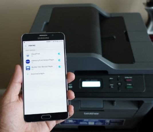 Wireless Printing from Smartphone or Tablet