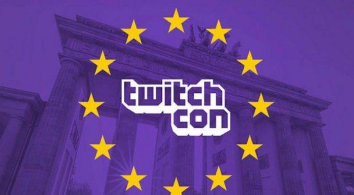TwitchCon Amsterdam 2020